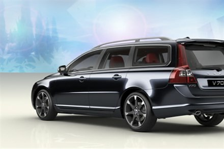 Exterior - Volvo V70 - Video Still