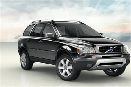 Exterior - Volvo XC90 - Video Still