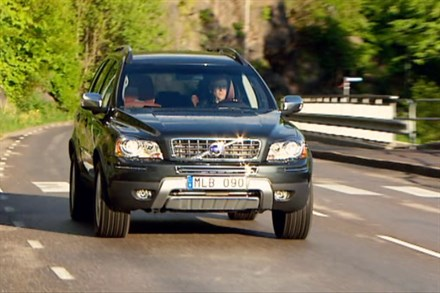 Volvo XC90, model year 2011, driving footage - Video Still