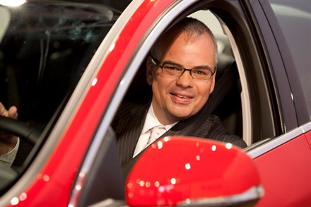 Stefan Jacoby, President and CEO of Volvo Car Corporation until October 19, 2012