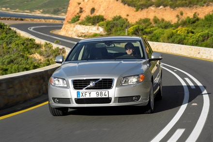 All New Volvo S80:  Style, Sophistication, Safety and Scandinavian