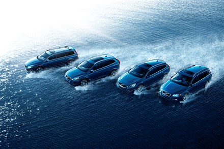 The Volvo Ocean Race - creates business for Volvo Car Corporation
