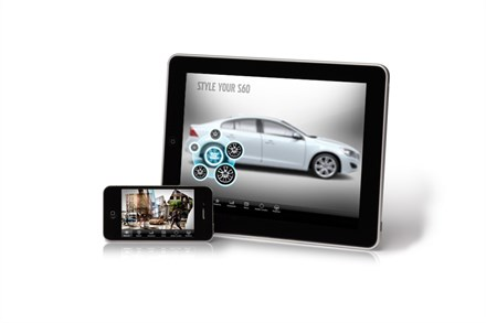 Volvo Cars launches S60 app