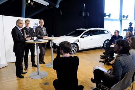 Volvo Car Corporation recruits up to 1,200 people