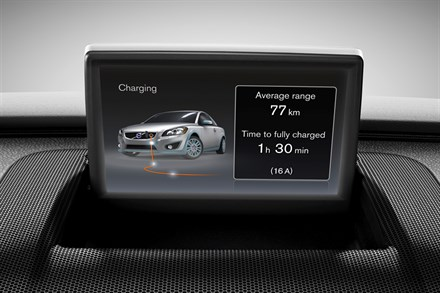 "Volvo Car Corporation's environmental vision: ""DRIVe Towards Zero"""