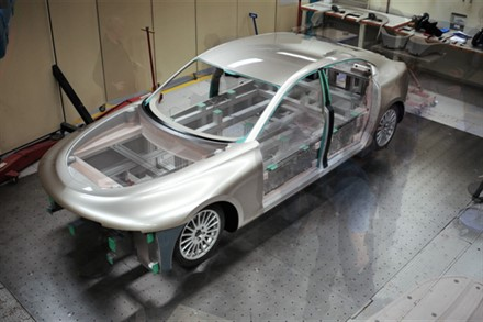 Volvo Concept Universe Timelapse - Video Still