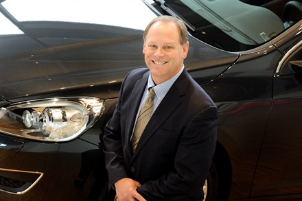 Volvo Car Corporation appoints Doug Speck as head of Marketing, Sales & Customer Service