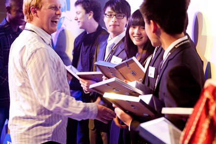 Back to the Volvo Adventure after ten years - now as a jury member