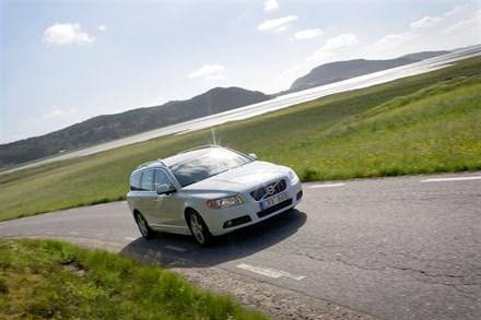 Volvo Car Corporation reduced CO2 emissions most in Europe