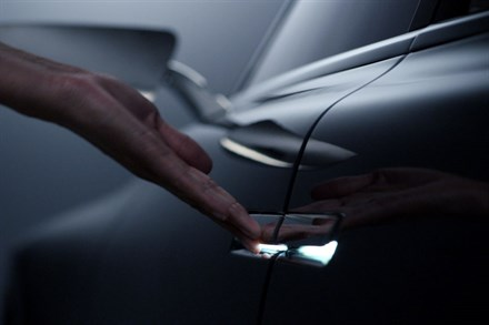 Volvo Concept You - Interior and Exterior footage (Video Still)