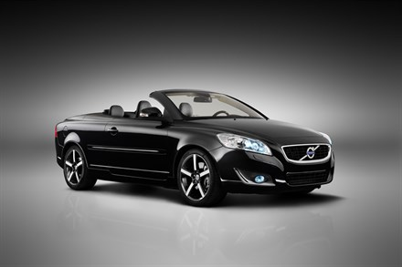 Volvo Car Corporation presents C70 Inscription - unique look for convertible connoisseurs