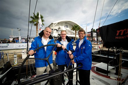 Volvo Ocean Race set fair for 12th edition in 2014-15