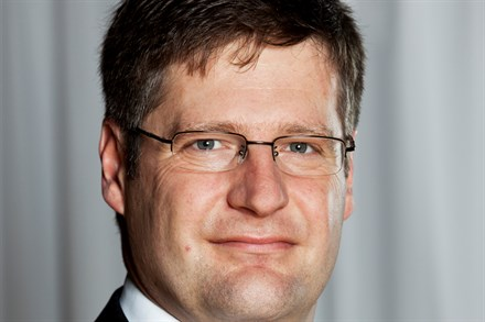 Axel Maschka, Senior Vice President Purchasing Volvo Cars until July 1, 2013