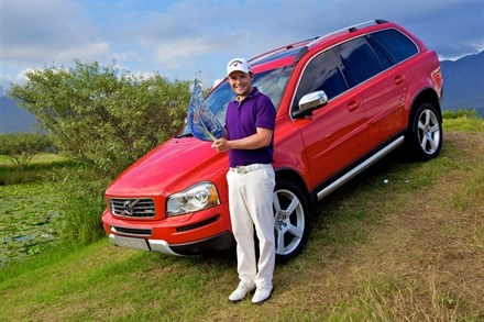 Success for Volvo in Golf in South Africa