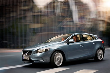 Volvo Car Corporation presents the all-new Volvo V40: Scandinavian luxury look and feel with class-leading safety and driving dynamics