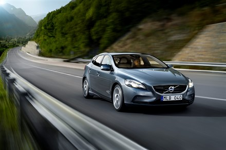 Volvo Car Corporation conquers Geneva with class-leading efficiency and dynamics in a compact package