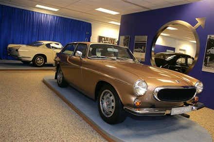 Volvo Museum set new visitor record in 2011