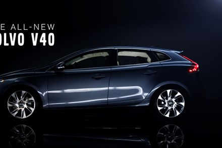 The all-new Volvo V40 – Product teaser film (1:03)