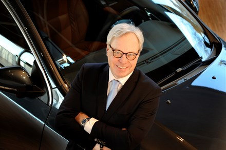 Olle Axelson leaves Volvo Car Corporation