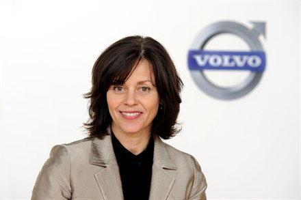 Volvo Car Corporation appoints Bodil Eriksson as new Head of Public Affairs