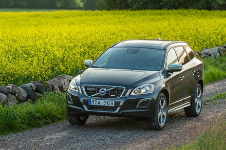 Volvo Car Group announces March retail sales: Sales growth continues for the Volvo XC60
