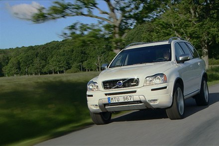 Volvo XC90 - Video Still