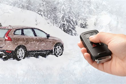 Volvo Offers Convenience at the Push of a Button for Owners in Extreme Climates