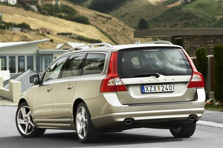 Volvo Announces Pricing For All-New Volvo V70…taking the segment to new heights, without breaking the bank