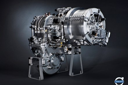 Volvo Cars tests of flywheel technology confirm fuel savings of up to 25 per cent