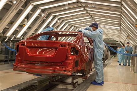 Volvo Car Group receives approval for manufacturing in China