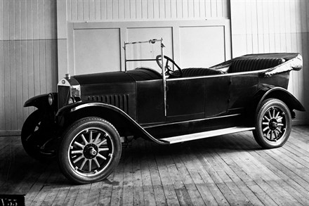 1927-2007 – 80 years with Volvo cars