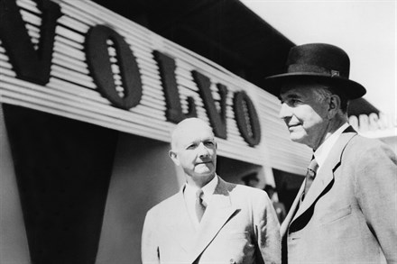 Volvo celebrates 80 years of safety