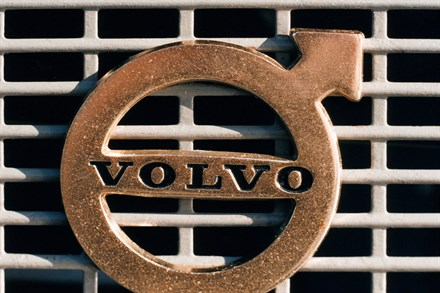 Volvos Iron Logo Back In The Centre Volvo Car Group Global Media
