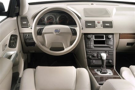 Volvo XC90 Interior Flexible Child Seat - Volvo Car USA Newsroom