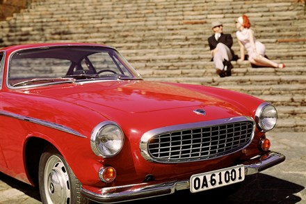 Volvo Cars promotes passion and performance at 2008 Classic Motor Show