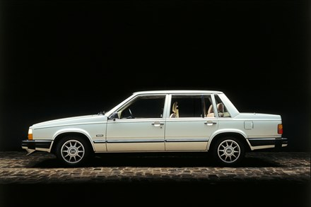 Volvo 760 turns 30 - The car that saved Volvo Car Corporation