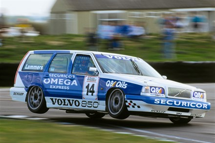 Volvos at Speed