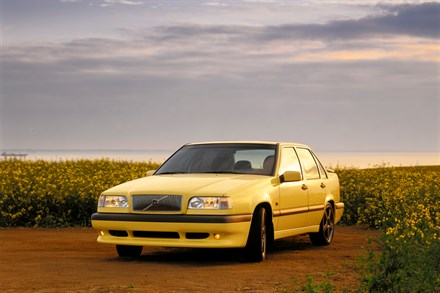 Volvo with four world-firsts turns 20