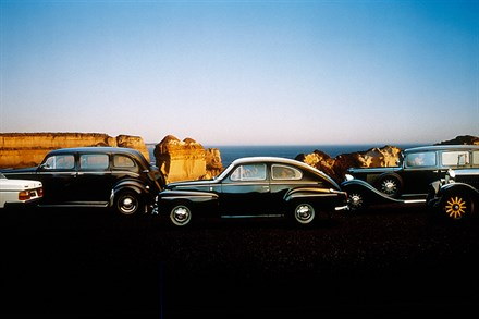 80 years with Volvo cars - Jubilee theme for Volvo Cars at Techno-Classica show in Essen
