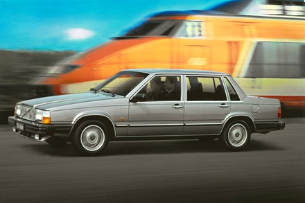 Turning 25: the Volvo 760 – the car that formed the foundation for the modern Volvo Car Corporation