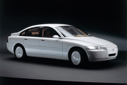 Volvo ECC – the car that gave the world a preview of Volvo's future already back in 1992