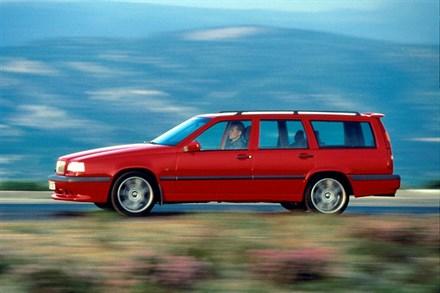 volvo 850 (1991-1996) - volvo car group global media newsroom