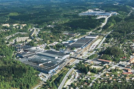 Volvo Cars Body Components