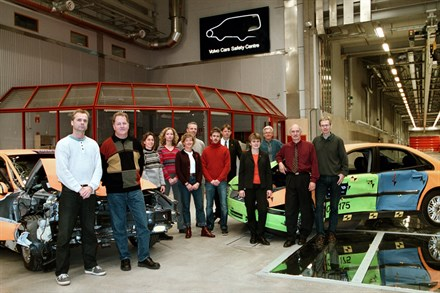 Volvo Cars Traffic Accident Research Team