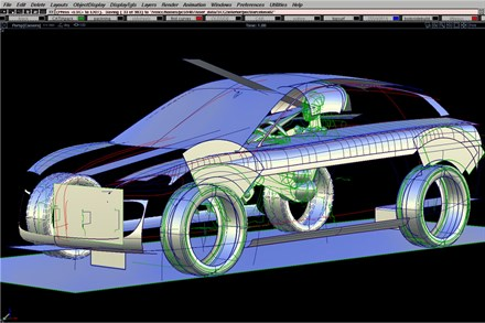 "Volvo Monitoring & Concept Center: ""We don't predict the future, we create it!"