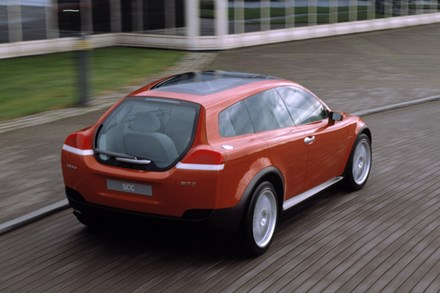 Design - the Volvo Safety Concept Car