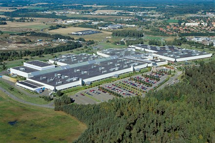 Swedish engine plant is Volvo Cars' first climate-neutral manufacturing site