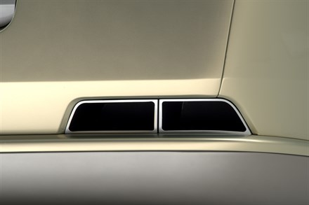 Versatility Concept Car - The Volvo Ambient Air Cleaner - a world first