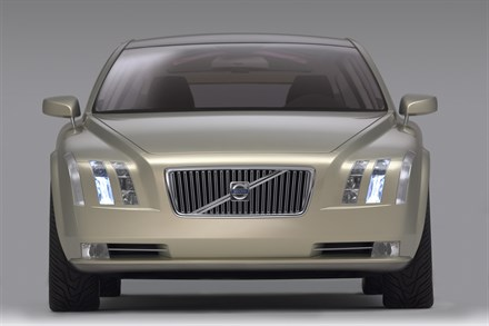 Versatility Concept Car - Smarter Luxury from Volvo Car Corporation