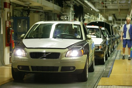 Volvo Cars – 40 years in Ghent